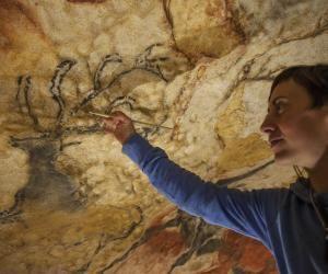 Comment je suis devenue peintre à la grotte de Lascaux