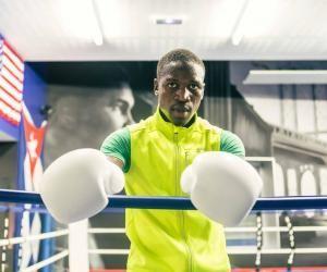 Souleymane Cissokho, un médaillé olympique en master2