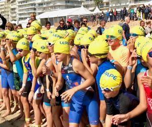 Emploi : opération séduction sur le triathlon Audencia-La Baule pour attirer les étudiants