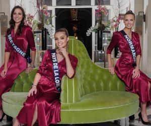Miss France 2021 : les études et les métiers des candidates