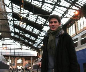 Ingénieurs et scientifiques à la SNCF : Vincent, 27 ans, manager d'une équipe de conducteurs de train