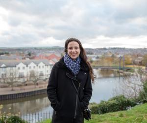 Ma vie d'étudiante en Grande-Bretagne : Florianne revisite la finance à la fac d'Exeter