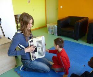 Métiers de la musique : Anne, musicothérapeute