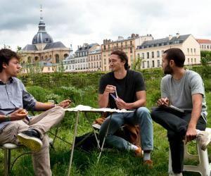 Au cœur de l'école du paysage à Versailles