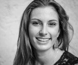Anaïs Georgelin aide les jeunes dans leurs projets professionnels