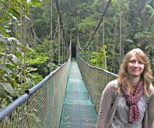 """Du diplôme à l'emploi. Séverine, chef de projet tourisme, vise un poste """"en espace naturel protégé"""""""