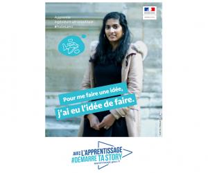 L'apprentissage, de la Normandie à la Chine : la story de Justine