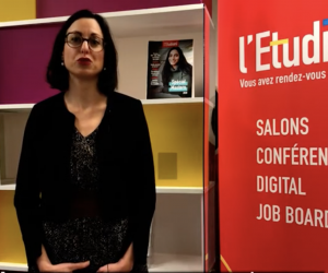 """Licence de droit : """"Vous réussirez grâce à un travail régulier"""", Anne-Laure Chaumette, université de Nanterre"""