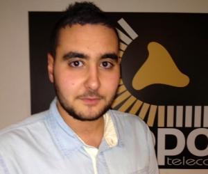 """Marwan, en contrat de professionnalisation chez Acropolis : """"Je dois trouver des solutions techniques adaptées aux besoins de chaque client"""""""