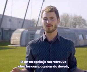 VIDEO. Témoignage d'un jeune maître fromager passionné