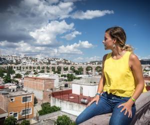 Ma vie d'étudiante à Querétaro : Charlotte sous le soleil duMexique