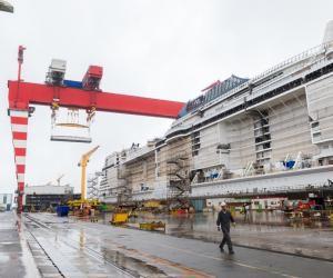 Métiers de la construction navale : sur les Chantiers del'Atlantique