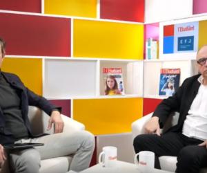 Facebook live avec l'EFJ - l'école du nouveau journalisme