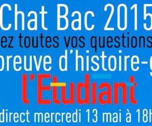 Tchat Bac 2015 : Les réponses à vos questions sur l'épreuve d'histoire-géographie
