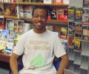 Hakim Soudjay : il écrit dans ses livres la force de ses rêves