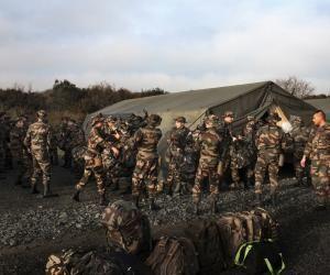 Service militaire volontaire : l'armée en mode volontariat