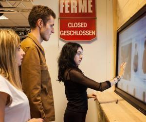 """Classement des grandes écoles de commerce 2018-2019 : Grenoble EM, un """"shop connecté"""" pour apprendre en pratiquant"""