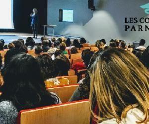 Les Cours du Parnasse, une prépa béton aux grandes écoles