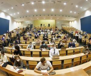Coronavirus : l'enseignement supérieur limite sa capacité d'accueil à 50%