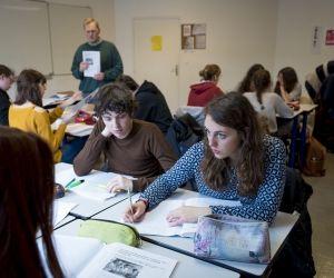 """Liloé en lycée expérimental : """"J'y apprends la démocratie"""""""
