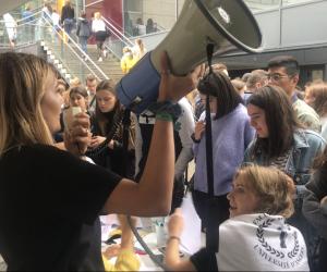À Angers, des étudiants racontent leur journée d'intégration