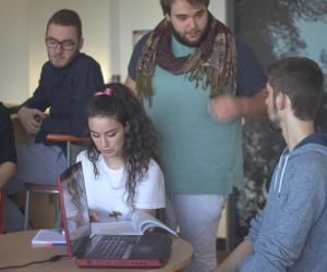 e-artsup, une pédagogie unique pour des étudiants confiants et responsables