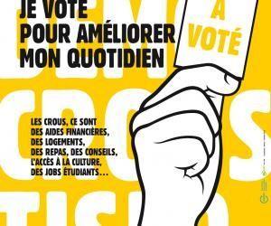 Voter aux élections du CROUS : comment, et à quoi ça sert ?