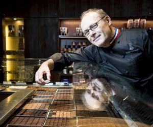 Les 20 ans de Jean-Paul Hévin : comment il est devenu chocolatier et pâtissier