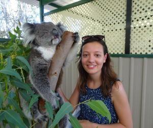 Ma vie d'étudiante en Australie: Marguerite vit son rêve àPerth