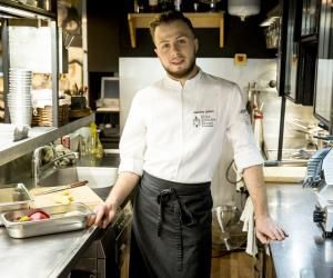 """Regarder """"TopChef"""" a confirmé la vocation de Mathieu pour la cuisine"""