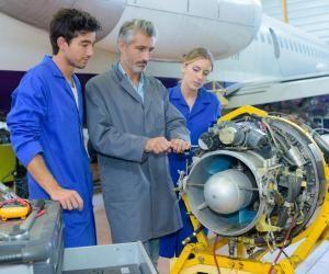 Alternance : l'aéronautique, poids lourd de l'Occitanie
