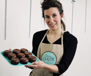 Avec ses gâteaux, cette jeune diplômée veut faire fondre l'Amérique