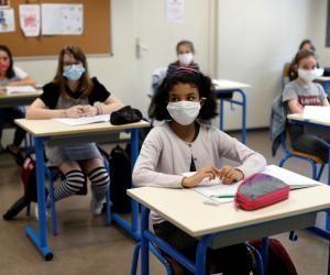 Un an de crise sanitaire : quels impacts sur la vie des collégiens et lycéens ?