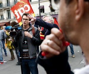 Reportage : 3 futurs journalistes en stage à l'AFP