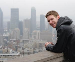 Ma vie d'étudiant au Canada : Guillaume, en 5e année à l'ESME Sudria