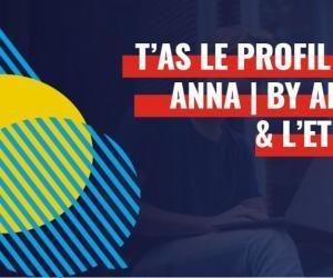 T'as le profil ? avec Anna | by Antémed & l'Etudiant