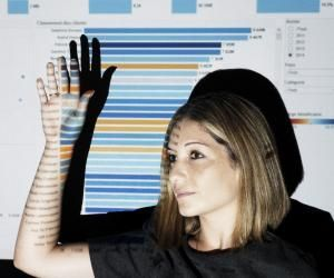 """Marylène, ingénieure en informatique décisionnelle: """"Lesjournées ne se ressemblent jamais"""""""