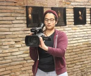Ma vie d'étudiante à l'ESAV : Julia, sourde et étudiante encinéma