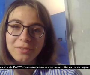 Natacha, étudiante en 2e année de maïeutique, raconte… la PACES